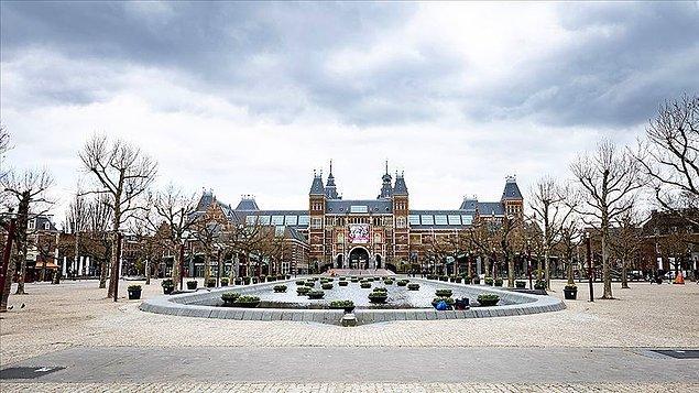 Hollanda'da can kaybı 3 bin 751'e çıktı