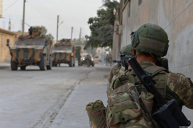 4. Geçtiğimiz eylül ayında Suudi Arabistan, Suriye'nin kuzeydoğusuna yönelik askeri operasyondan dolayı Türkiye'yi kınadı.