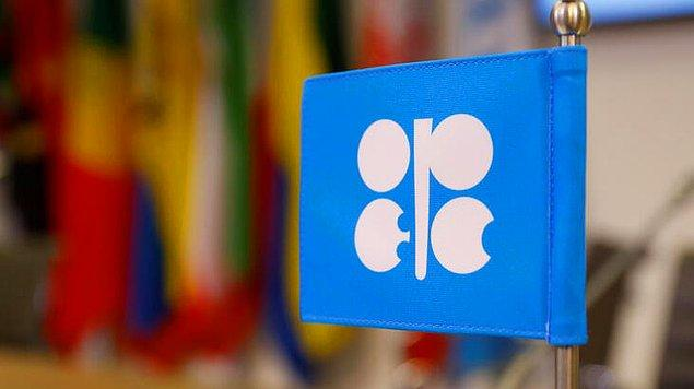 Bazı OPEC ülkeleri üretimde yüzde 10 kesintiye gitmişti.
