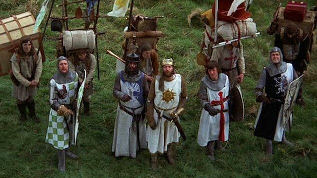 13. Monty Python and the Holy Grail