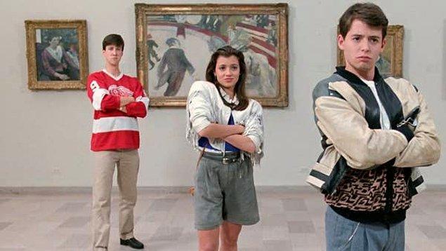 20. Ferris Bueller's Day Off