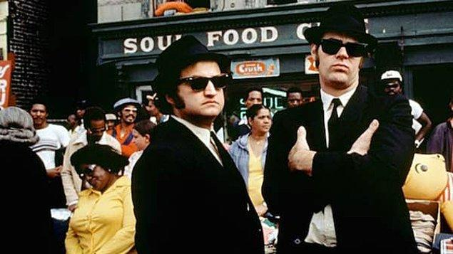 25. The Blues Brothers