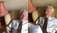 Kaybettiği Eşinin Fotoğrafına Sarılarak Uyuyan 94 Yaşındaki Adama Yapılan Muhteşem Sürpriz