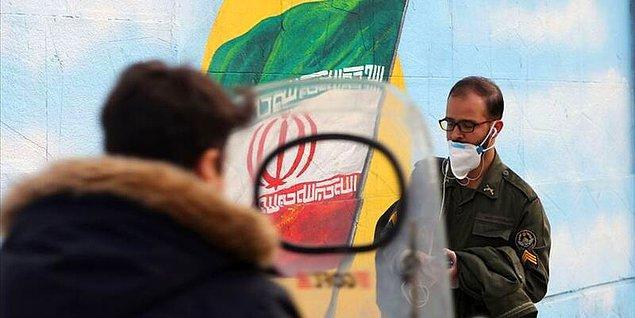 İran'da son 24 saatte 88 kişi koronavirüsten öldü