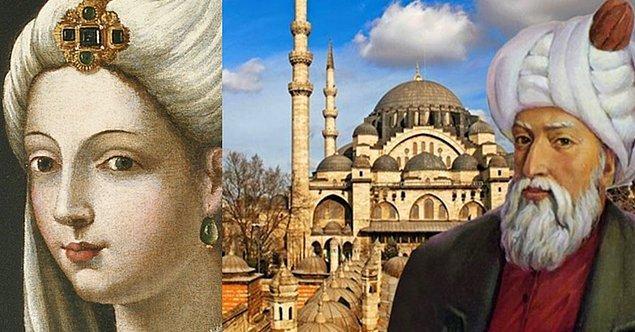 Bir diğer Mihrimah Sultan Camii ise Edirnekapı'da 1570'de tamamlanmıştır.