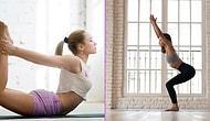 Daha Önce Hiç Denememiş Olsanız Bile Evdeyken Tek Başınıza Yapabileceğiniz 11 Yoga Hareketi