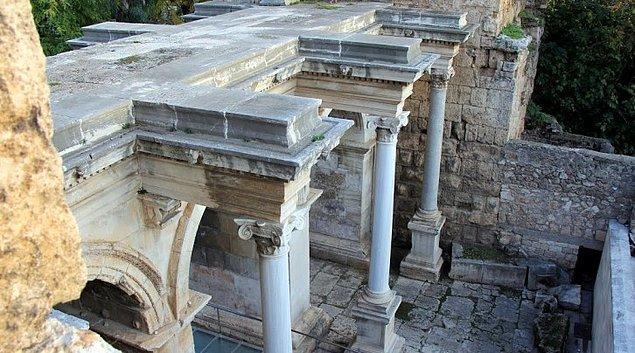 Olbia-Aktalia antik kentleri arası doğal sit alanı