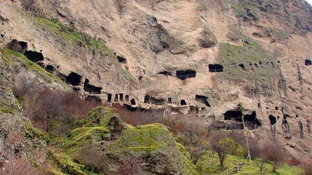 Kirmer Çayı Mağaraları