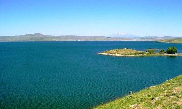 Bitlis / Nazik gölü