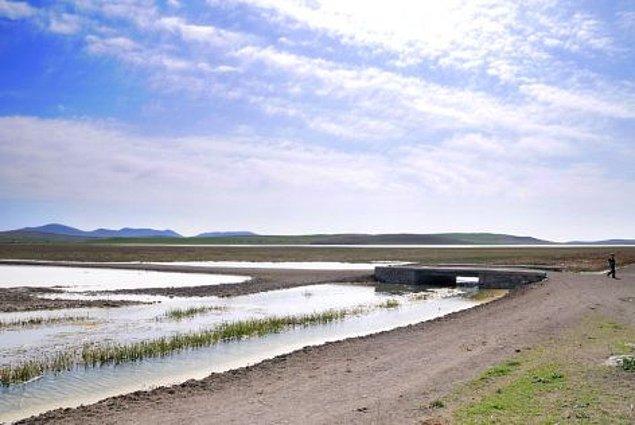 Konya / Samsam gölü