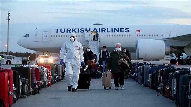 """Dışişleri Bakan Yardımcısı Kaymakcı: """"76 ülkeden 32 bin Türk vatandaşı ülkeye getirildi"""""""