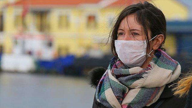 """""""Hastanelerde maske üretilmesi stokların azaldığını göstermekte"""""""