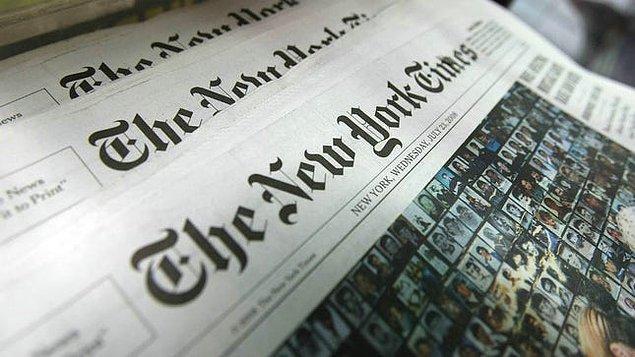 """New York Times'ın haberi: """"Türkiye karşıtlığı üzerine kurgulanmış"""""""