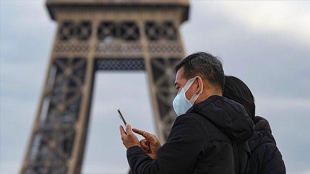 Fransa'da can kaybı 21 bin 340 oldu