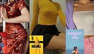 Film Afişlerinden İlham Alarak Yarattıkları Rengarenk Kombinlerle Karantinayı Eğlenceli Hale Getiren 16 Kadın