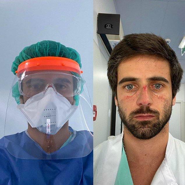 4. Portekiz'deki bir doktor ise: