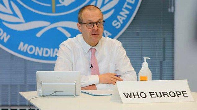 """WHO: """"Avrupa'daki Covid-19 ölümlerinin neredeyse yarısı bakımevlerinde"""""""
