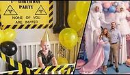 Oysa Onların Hiçbir Şeyden Haberi Yok! Bebekler İçin Yapılan İhtişamlı Organizasyonlar