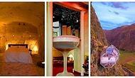 Sırf Konaklamak İçin Dünyanın Diğer Ucuna Giderek Hayatınızın En İyi Deneyimini Yaşayacağınız 20 Otel