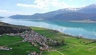 Isparta'da Mada Adası'nda Yaşayan 180 Vatandaş, Koronavirüsten İzole Bir Hayat Sürdürüyor