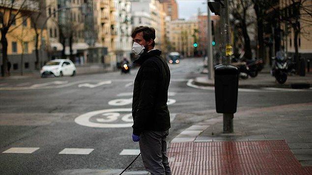 İspanya'da iyileşenlerin sayısı yeni vakalardan fazla