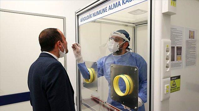 """Prof. Dr. Çelik: """"Henüz pik yapmadık"""""""