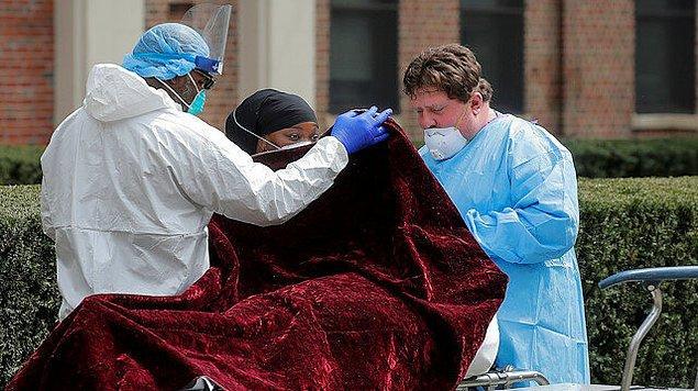ABD'de koronavirüsten ölenlerin sayısı 51 bin 596'ya yükseldi