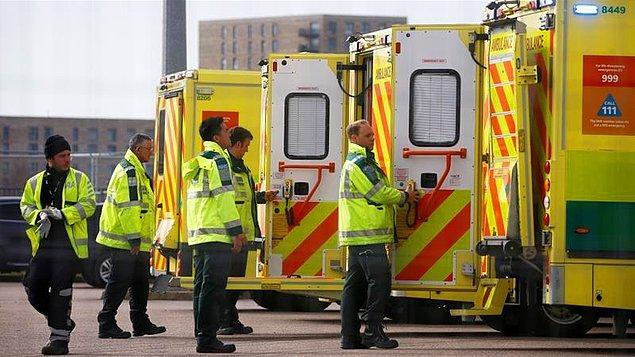 Can kaybının 20 bini aştığı İngiltere bu eşiğe ulaşan beşinci ülke oldu