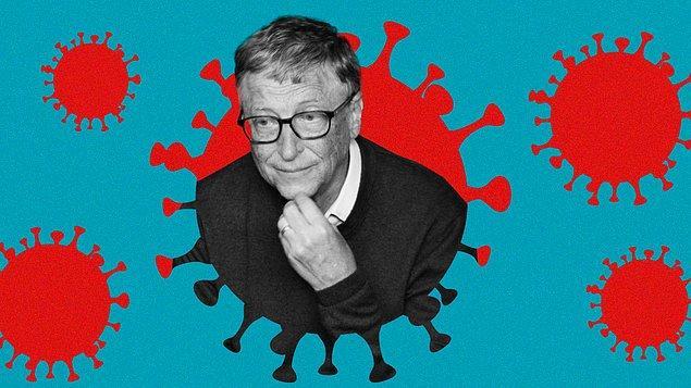 Times: Bill Gates salgını durdurmakta kararlı