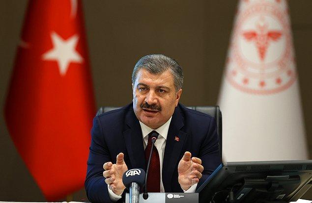 Sağlık Bakanı Koca: Türkiye karşıtlığı üzerine kurgulanmış bir haber