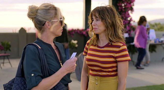 Judy, Jen'e telefon numarasını vermiş ve benzer şeyler yaşadıkları için bu zor zamanları birlikte atlatabileceklerini söylemişti.