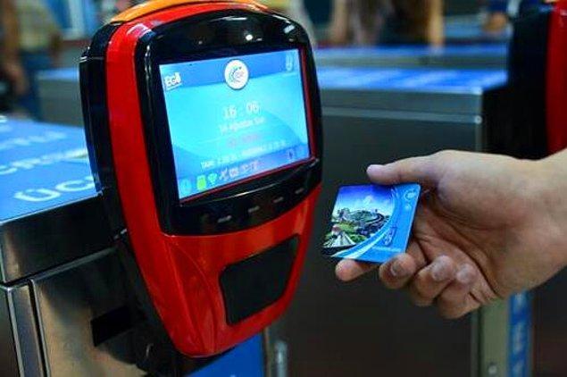 3. Toplu taşımada kullandığımız kartlarımız; nasılsınız, bakiyeniz nasıl?
