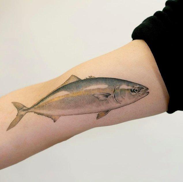 24. Bu balık: