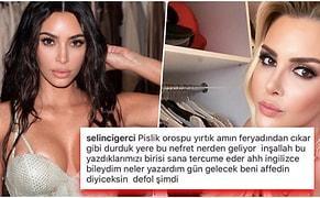 Olay Gittikçe Büyüyor! Kim Kardashian'ın Türklerin Ermeni Soykırımı Yaptığını Söylemesine Bizim Ünlülerden Gelen Çok Acayip Tepkiler