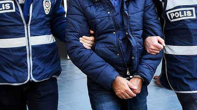 Görüntülerin basına yansımasının ardından taksi şoförü gözaltına alındı.