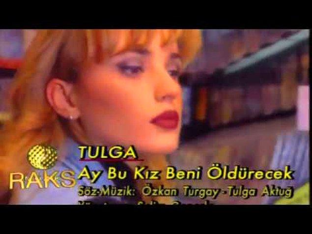 11. Şimdilerde Türk Pop Müziği'nin kraliçelerinden biri olan Gülşen 1996 yılında Tulga'nın 'Ay Bu Kız Beni Öldürecek' klibinde oynamış.