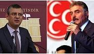 MHP'li Büyükataman'dan CHP'li Özel'e 'Madımak' Cevabı: 'Ülkücü Hareket Sana Haddini Bildirmeyi Bilir'