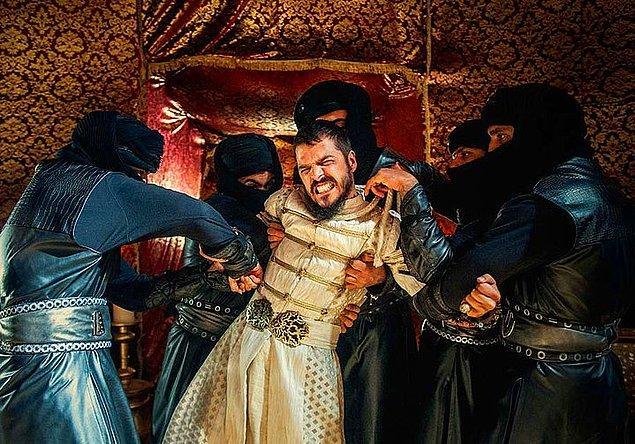 Muhteşem Yüzyıl'daki Şehzade Mustafa karakteriyle de kalbimize kazıdık.