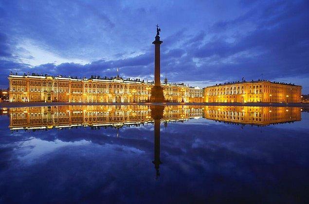 St Petersburg /  Rusya