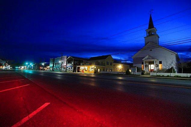 North Conway / ABD