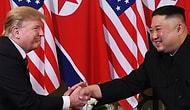 Trump: Kim Jong-un'un İyi Olduğunu Görmekten Memnunum