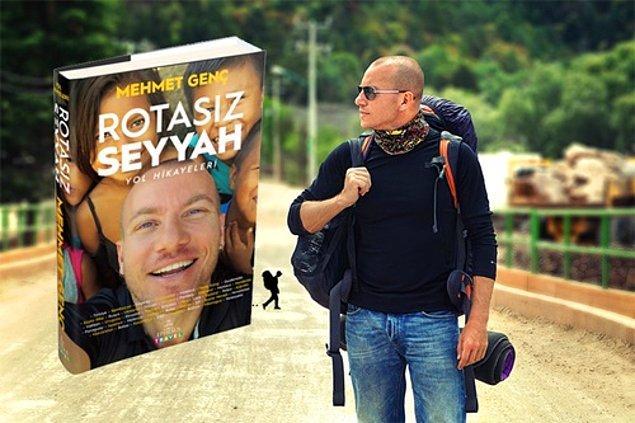 12. Mehmet Genç - Rotasız Seyyah Yol Hikayeleri