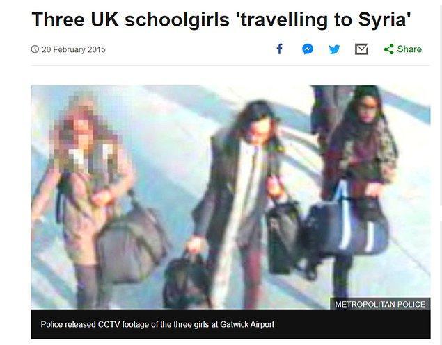 Öncelikle dizi, senaristin 2015 yılında IŞİD'e katılmak üzere Londra'dan kaçan 3 liseli kızın havalanında çekilen bu fotoğrafından etkilenmesiyle ortaya çıkmış.