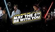 Güç Sizinle Olsun: Bugün, Star Wars Hayranlarının Bütün Yıl Heyecanla Beklediği Kutlu Yıl Dönümü!