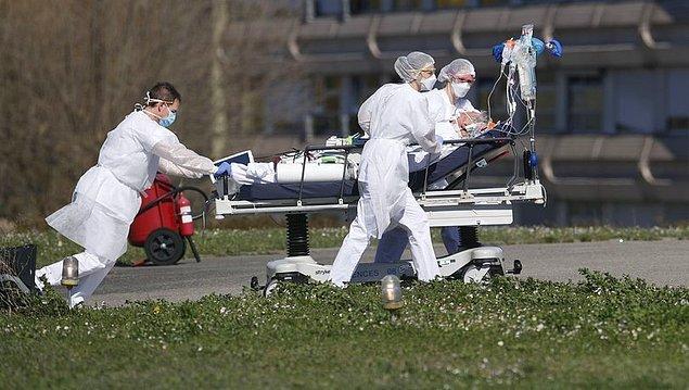 Son 24 saatte 64 kişi hayatını kaybetti