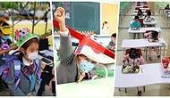 Çin'de Koronavirüs Salgınından Sonra Okula Geri Dönen Öğrenci ve Öğretmenlerin Geçiş Sürecini Anlatıyoruz