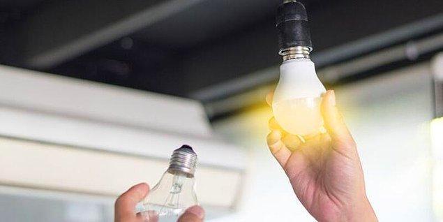 Emektar ampüllerinizin led ampüllerle değişme zamanı geldi. Evinizdeki tüm ampülleri değiştirdiğinizde, toplam tüketiminizden kar edeceksiniz.