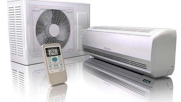 10 yıldan eski olan klimalarınızı yenileyin. Eski klimaların tasarruflu yeni klimalara göre aynı soğutma için %40 daha enerji harcadığını söylesek?