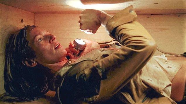 4. Uma Thurman - Klostrofobi ('Kill Bill 2')