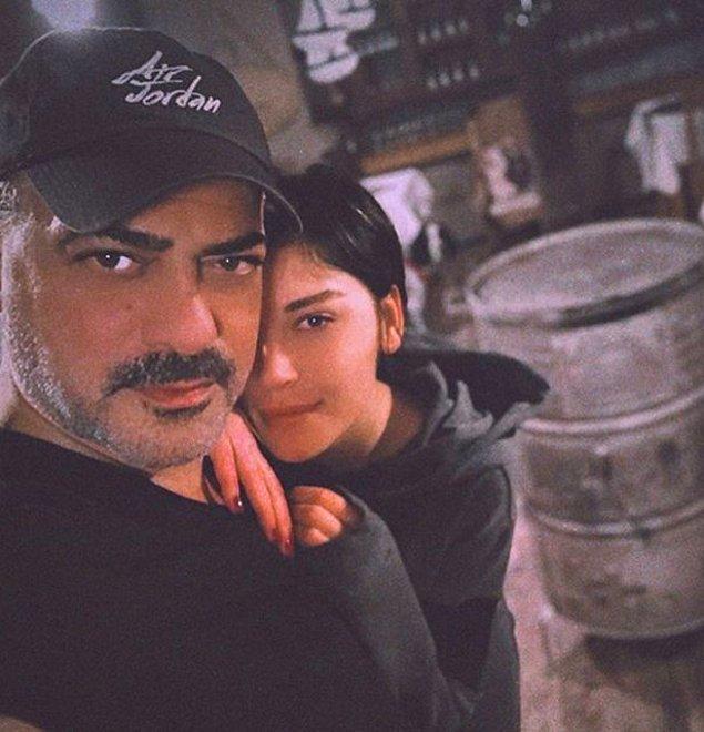 Geçtiğimiz ocak ayında Sevcan Yaşar ile Sermiyan Midyat, sevgili olduklarını sosyal medya hesaplarından duyurmuşlardı.